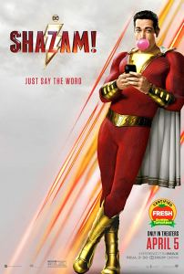 Small Scale/Big Heart – Shazam! Film Review