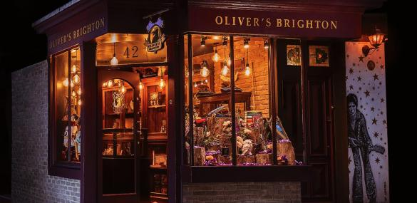 Oliver's Brighton: Two years on