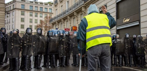 One Year On: The Gilets Jaunes Movement