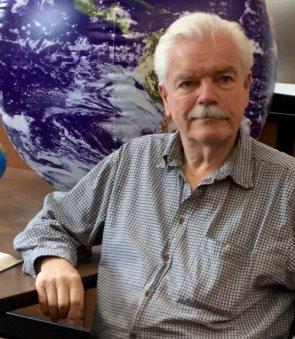 James Simmons, political science professor at UW - Oshkosh