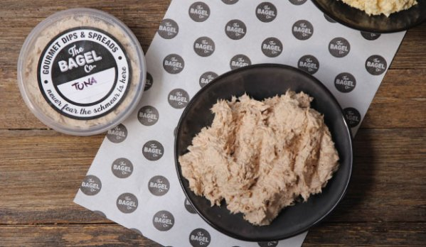 Photo of our Tuna dip from The Bagel Co Rose Bay