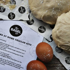Get on of our DIY challah kits and make your own challah bread at home. Now it is easy with The Bagel Co Rose Bay