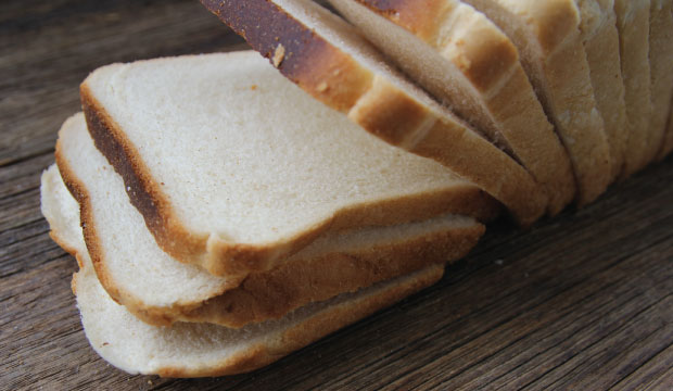 This is an image of sliced, white Mezonot bread availble from The Bagel Co, Rose Bay online or in-store