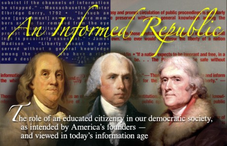 1 An Informed Republic