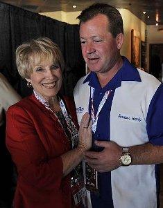 Randy Richardville & Mother Glenda Kennon