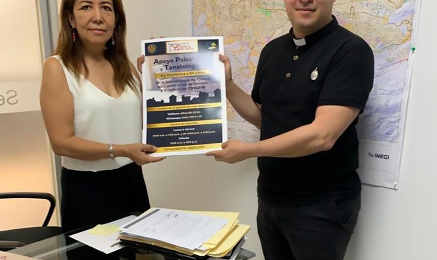 Apoyan con terapia tanatológica a tijuananeses en esfuerzo conjunto de  Ayuntamiento y Arquidiócesis de Tijuana