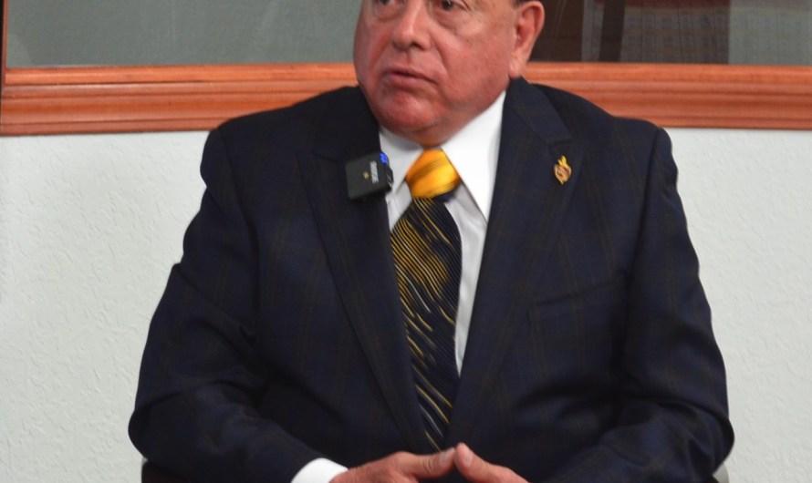«Disminuyen las estadísticas de delitos en Baja California»: Fiscal General Guillermo Ruiz Hernandez