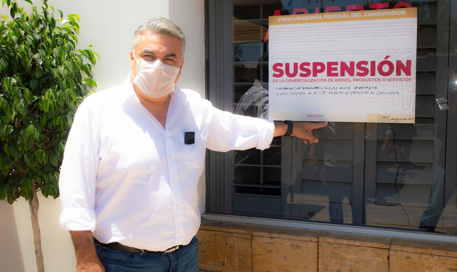 Mexicali mortuary service delivered empty casket to a dead person´s relatives, shut down by federal delegate