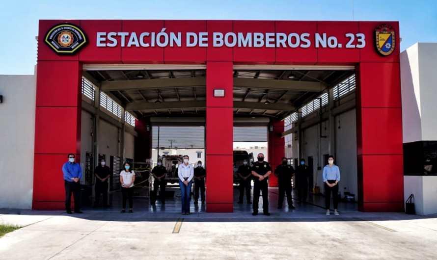Marina del Pilar Avila agradece a  organización internacional que apoyará a Bomberos de Mexicali en crisis COVID19