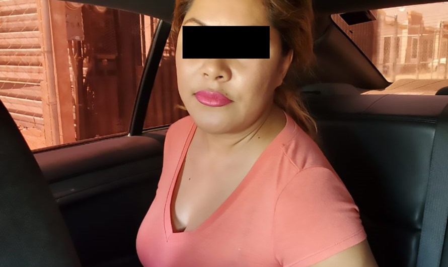 A woman who sexually exploited a 15 year old girl, was arrested by Baja California General Attorney