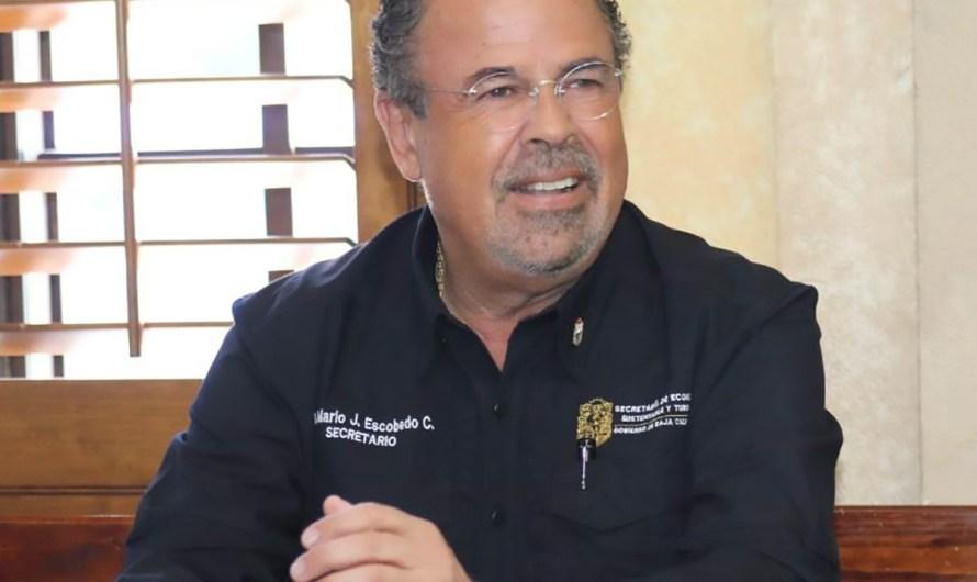 Fondo conjunto Gobierno Estatal y NAFIN de mil 500 millones de pesos para empresarios de BC, anunció Escobedo Carignan