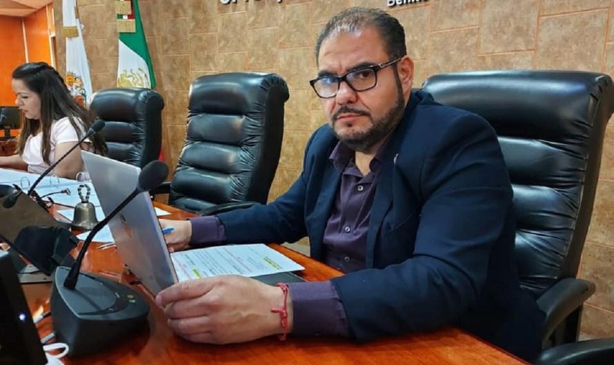 Presenta diputado Julio Vazquez presenta propuesta para apoyar al Gobernador e liberar la caseta de cobro de Playas de Tijuana