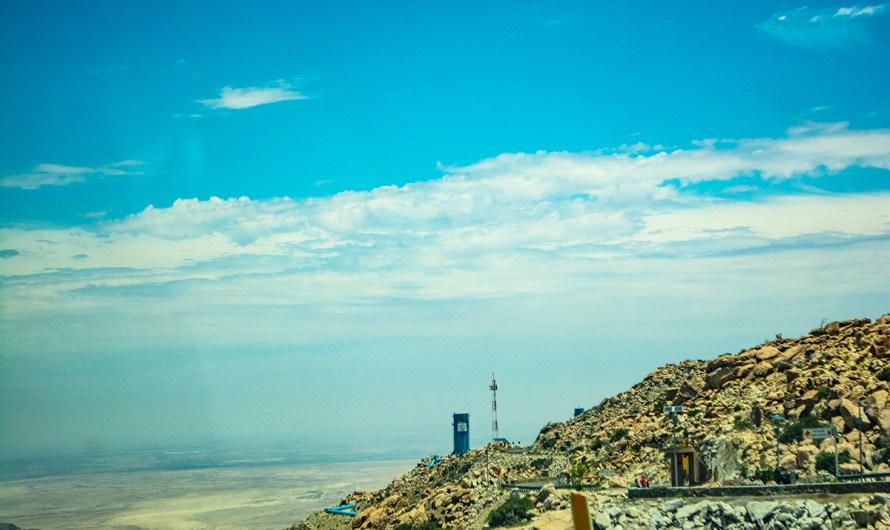 La Rumorosa será declarada patrimonio cultural de Baja California: Secretario de Cultura