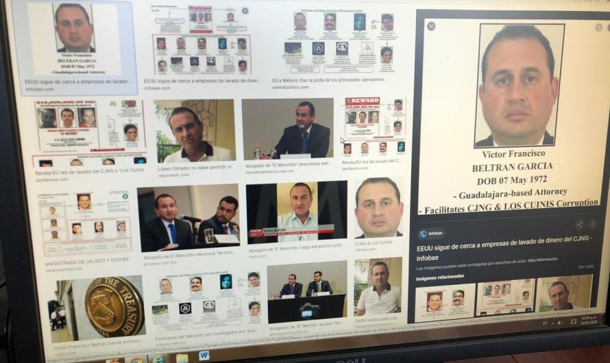 Intentan extorsionar a funcionarios de la Secretaría del Trabajo y Previsión Social asegura Sergio Moctezuma Martínez