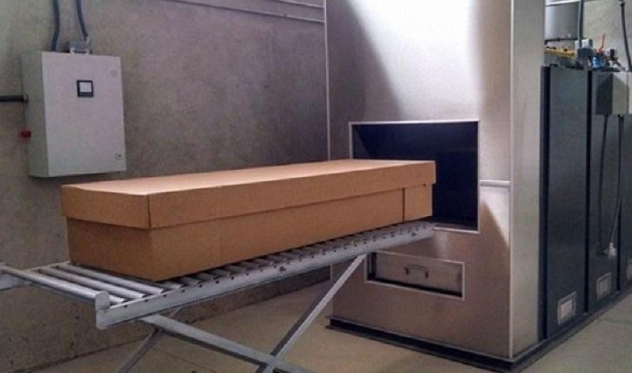 Clausura Gobierno del Estado horno crematorio de Gayosso en Tijuana, no tenía licencia estatal
