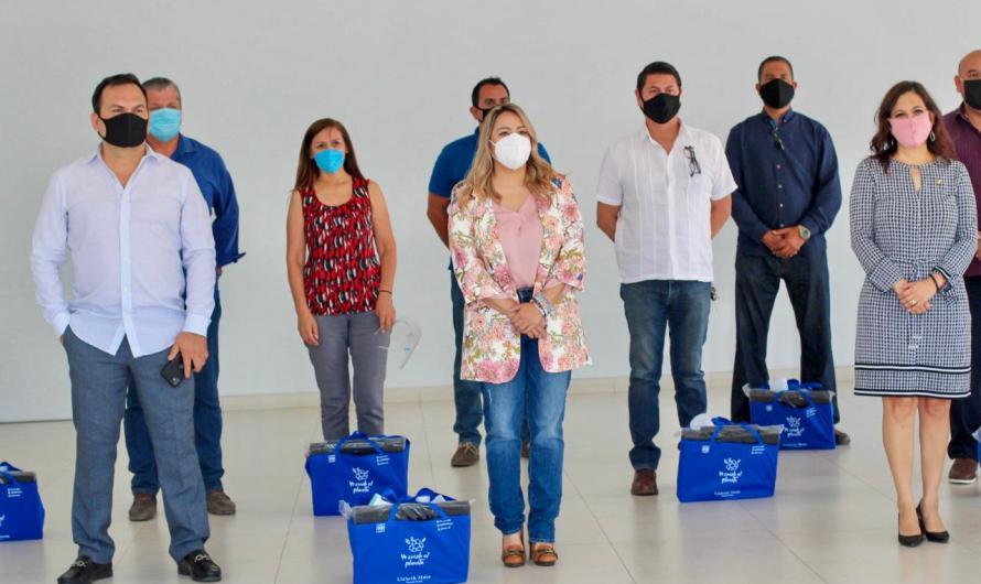 Solicitan apoyo propietarios de salones de eventos a la diputada Lizbeth Mata Lozano por crisis del COVID19