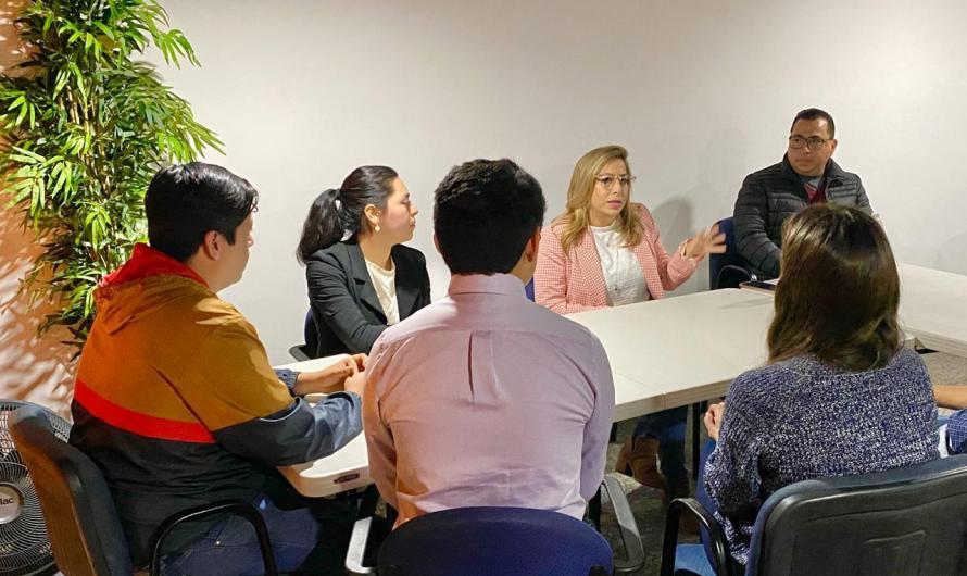 """Promueve diputada Lizbeth Mata Lozano (PAN) un """"Hackatón por México"""" para que los jóvenes propongan innovación tecnológica"""