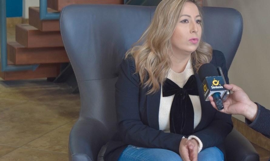 Fracción parlamentaria del PAN busca dar voz a la IP ante política recaudatoria de AMLO: Lizbeth Mata Lozano