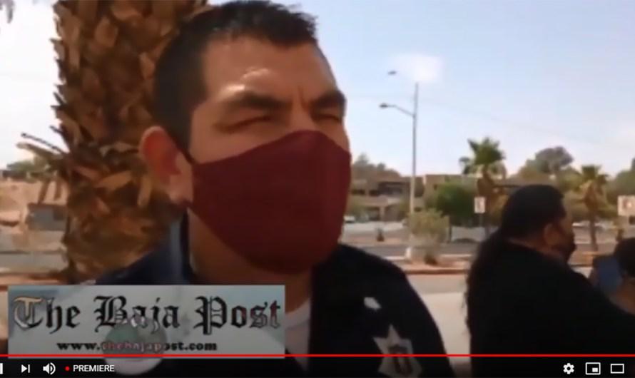 (video): Versiones confusas en el caso de personas balaceadas en Mexicali: Alejandro Lora, director de Seguridad Pública