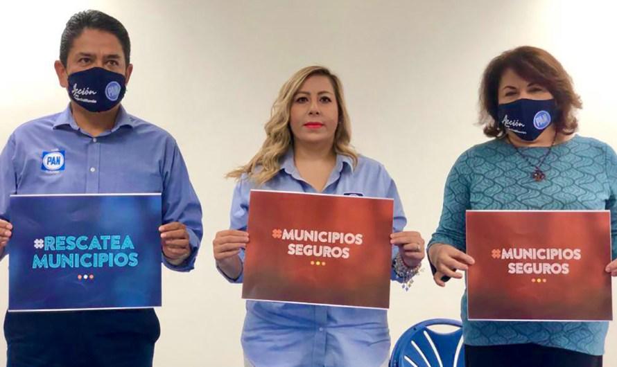 «Lamentable desparacer el FORTASEG en el presupusto 2021 de Lopez Obrador»: Lizbeth Mata Lozano