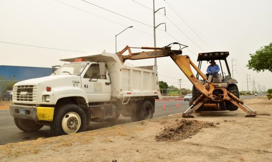 Invierte 26 MDP el Gobierno del Estado en mantenimiento y desazolve del Río Nuevo en Mexicali: Salomón Faz Apodaca