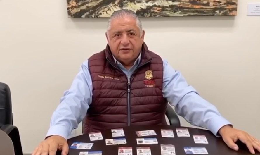 «Detecta Gobierno del Estado licencias de chofer falsificadas en Tijuana»: Amador Rodríguez Lozano