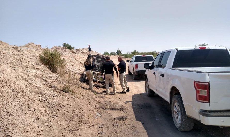 Recupera la Fiscalía General del Estado ocho autos con reporte de robo en diversas colonias populares de Mexicali