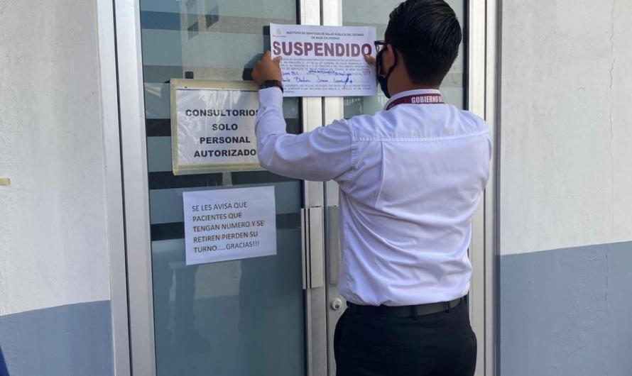 """""""Irregularidades en Servicios Médicos de Tijuana motivaron cierre, la atención a pacientes no se detiene"""": COEPRIS"""