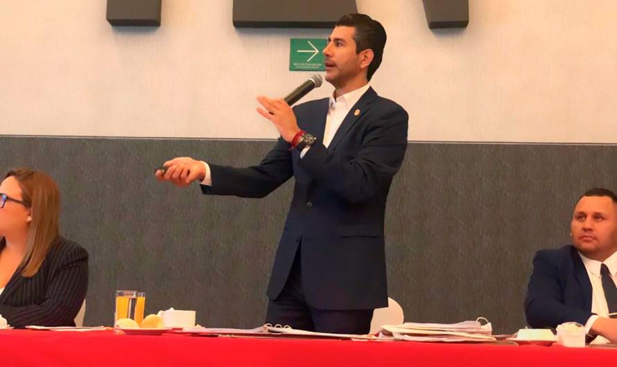 Es Baja California punta de lanza de la Reforma Laboral, afirmó Sergio Moctezuma, secretario de Trabajo del Estado