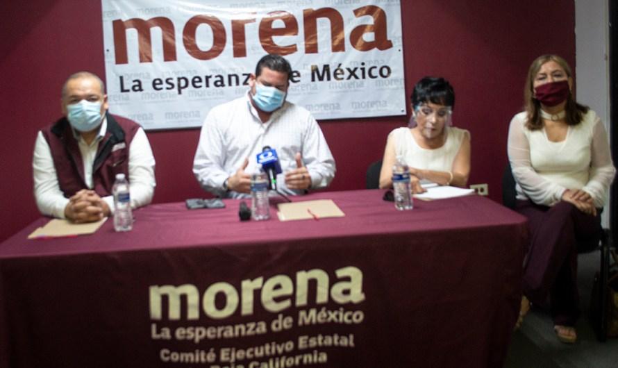 La lucha por el poder en MORENA de Baja California, el ansia de participar con triunfo seguro en las elecciones 2021