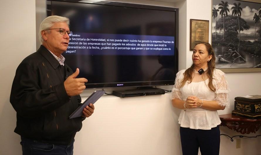 """Dinero cobrado a mas de 2 mil """"aguachicoleras"""" se invierte en obra pública y proyectos de agua para Baja California"""