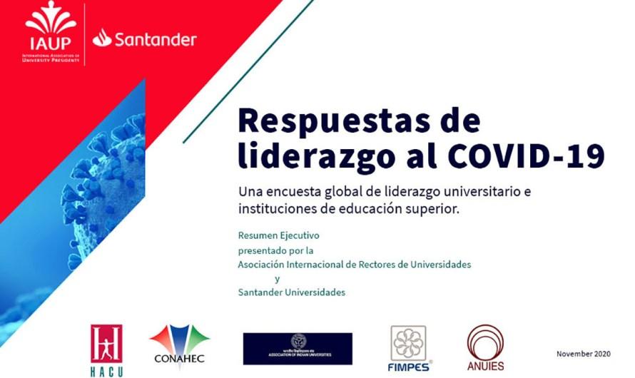 Fernando León, Rector del CETYS, presentó resultados de encuesta internacional de educación internacional durante pandemia COVID19