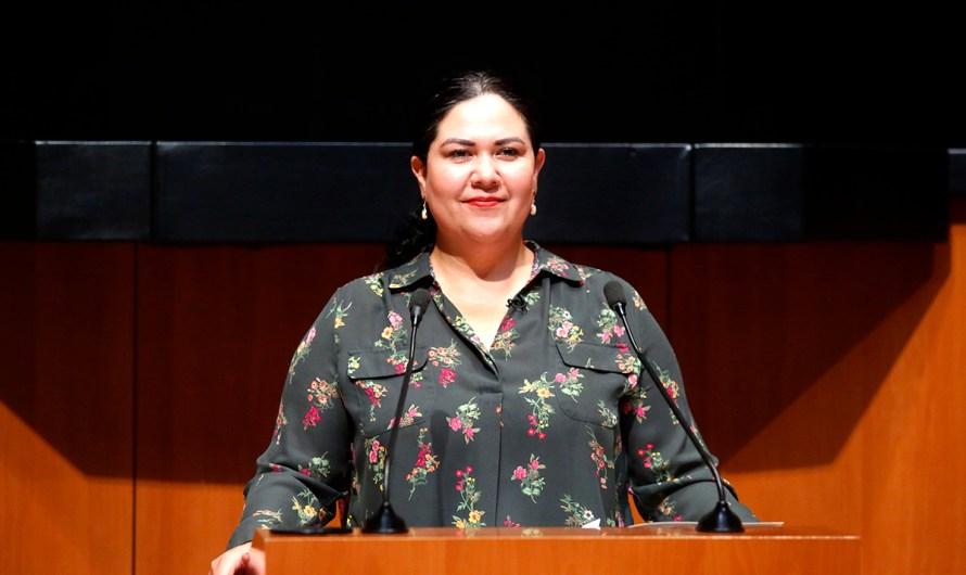 Desarrollo sustentable, tema prinicipal del dictamen aprobado en el Senado: Alejandra León