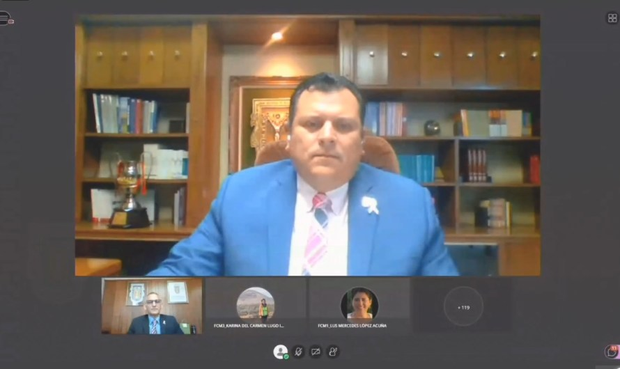 Consejo Universitario UABC sesionó de manera virtual, trata temas de Asuntos Técnicos y Honor y Justicia