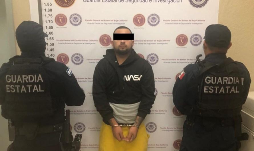 Policía de Tecate presuntamente protegía a sicario del CJNG por 40 mil pesos al mes