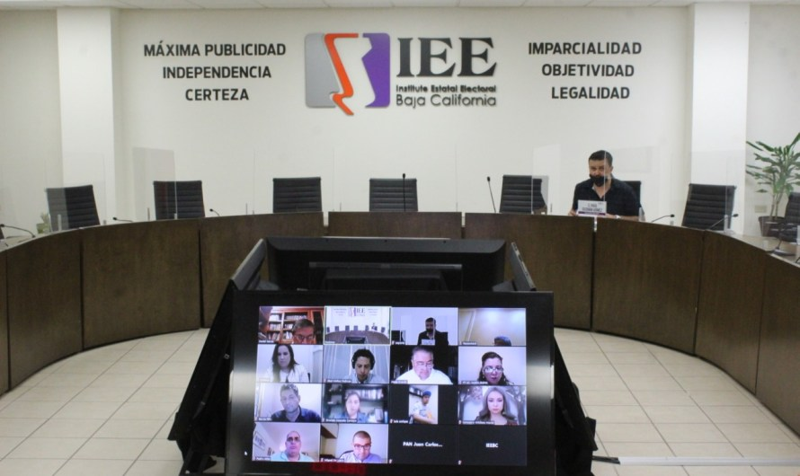 Emite Instituto Estatal Electoral de Baja California lineamientos para candidaturas independientes 2021