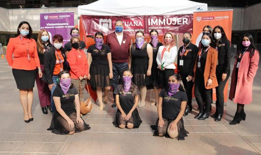 Impulsa Ayuntamiento de Tijuana políticas públicas para erradicar violencia contra la mujer: González Cruz