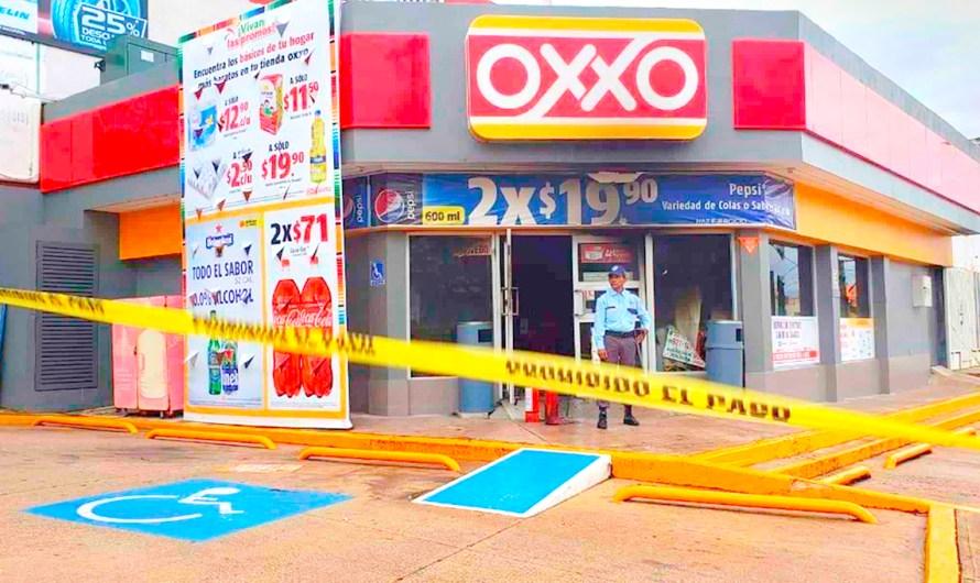 Violento ladrón vinculado a proceso, presuntamente por asaltar el mismo OXXO 2 veces