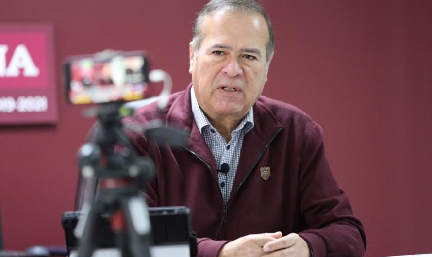 Cambio de capital de Baja California es rechazada incluso por el el Alcalde de Tijuana, Arturo González Cruz