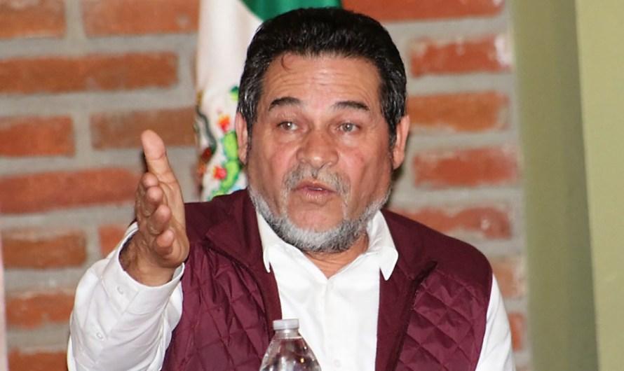 Reporta secretario de Educación de BC, Catalino Zavala Márquez estar contagiado de COVID19