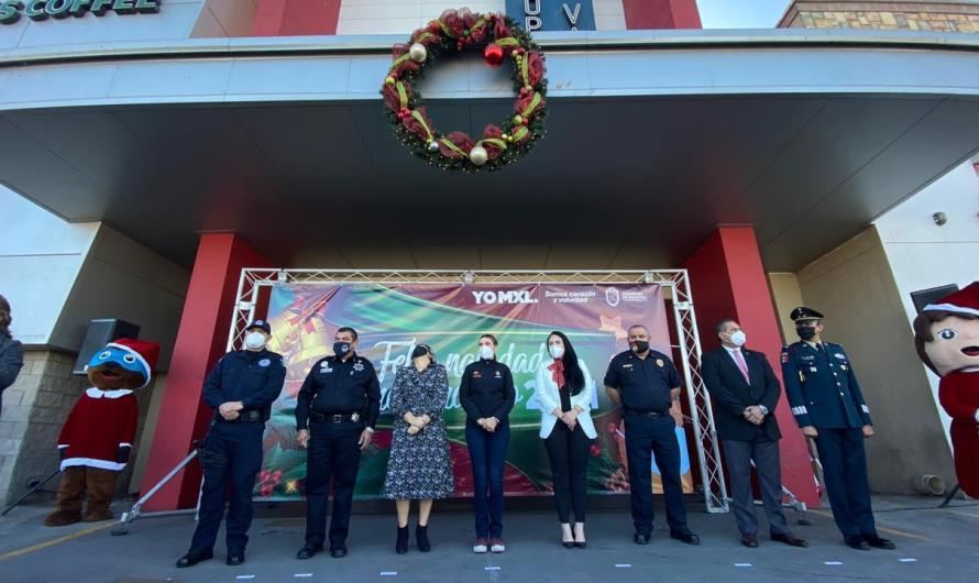 Inicia operativo Navidad Segura 2020, coordinación de los tres órdenes de gobierno