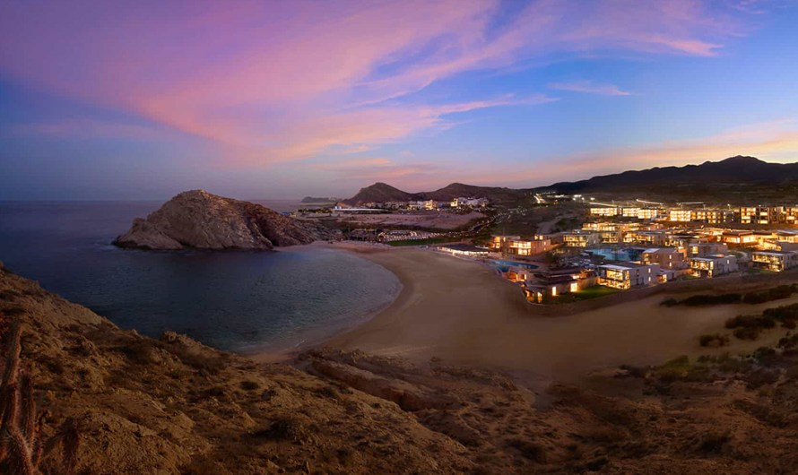 Montage Los Cabos a whole luxury experience that offers a collection of hospitality brands