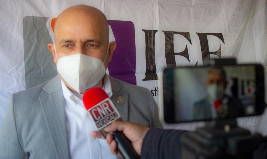 Presenta diputado Víctor Navarro su primer informe de trabajo