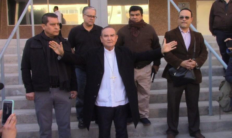 Obispo de Mexicali pide reconsiderar reapertura de templos a pesar de «Semáforo Rojo»