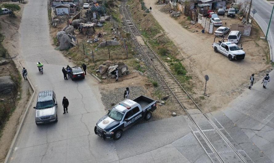 Investiga Fiscalía General del Estado ataque contra Ministerio Público de Tecate hay un detenido