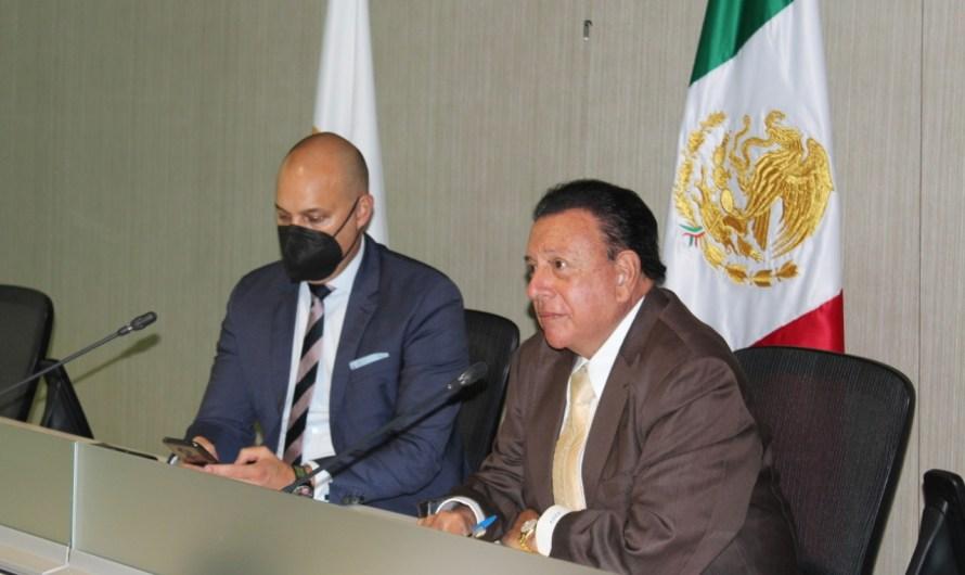 Coordinación entre la Fiscalía General del Estado y la Guardia Nacional para encarar la delincuencia en Ensenada y Tecate