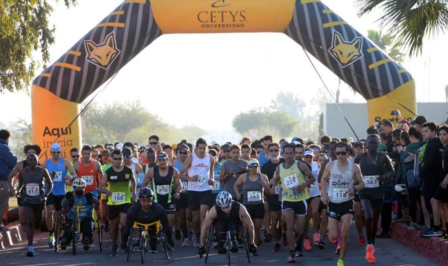 Cancela CETYS medio maratón 2021 hasta nuevo aviso por pandemia COVID-19