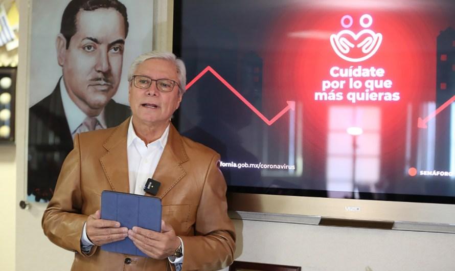 Incremento del 8.3% en la aceptación para el Gobernador Jaime Bonilla, según encuesta de Mitofsky