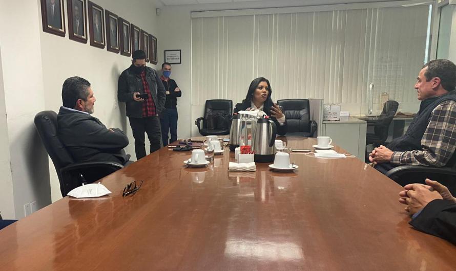 Más participación de empresas tijuanenses y mejor planificación de recursos del Estado: Montserrat Caballero y CMIC