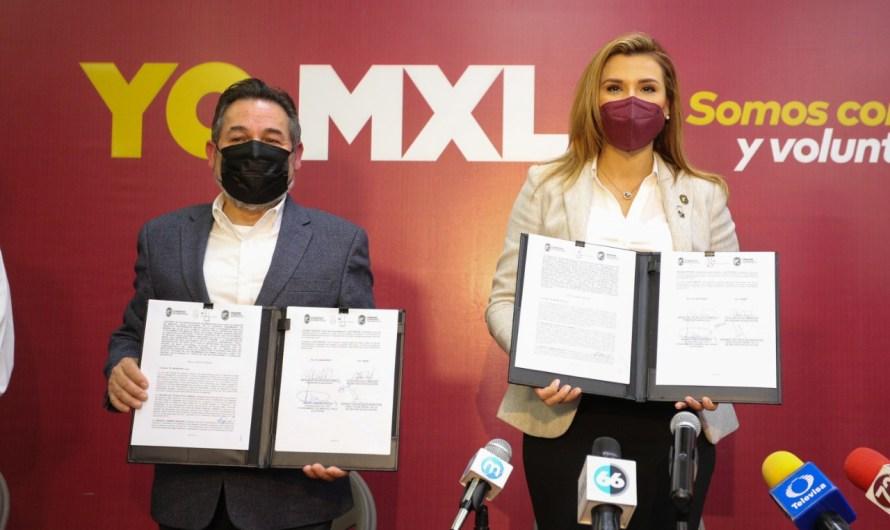 Firma Marina del Pilar convenio con Sistema Educativo de Baja California para apoyos en polígonos de pobreza